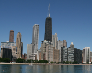 Chicago, the top logistics market of 2012